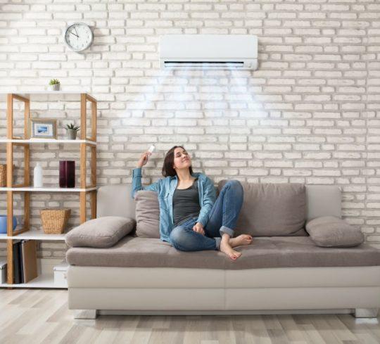klimatyzacja w domu Poznań